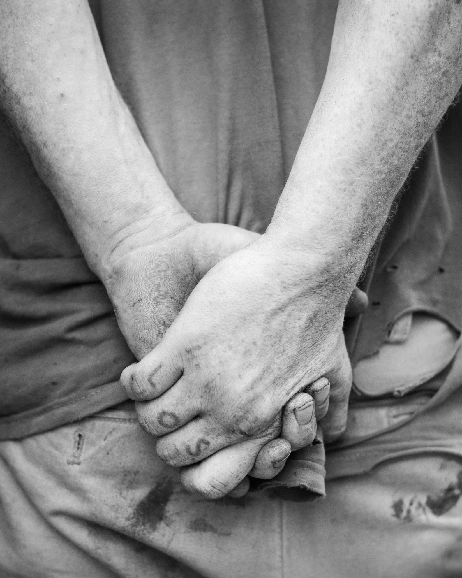 CASPER HANDS