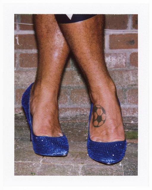 SOCCER LEGS