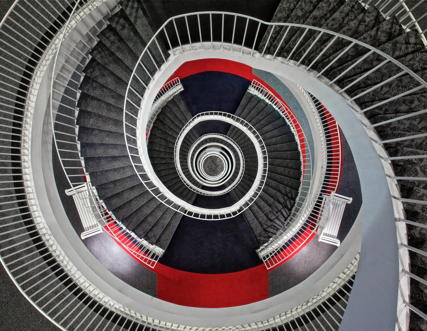 Americas Mart Spiral Staircase