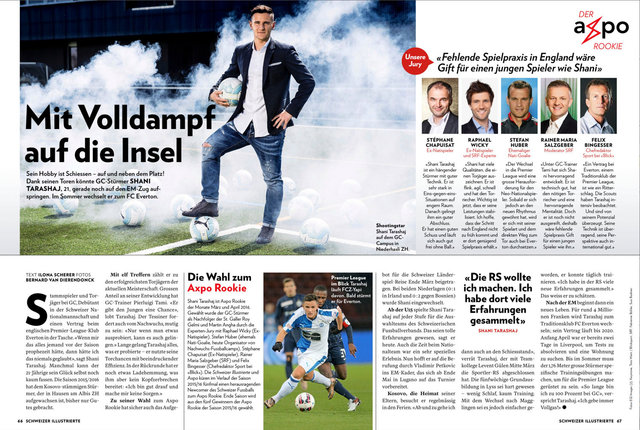 Schweizer Illustrierte 15/16
