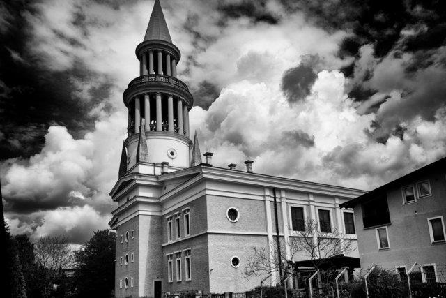 Church of St Francis of Assissi, Ljubljana