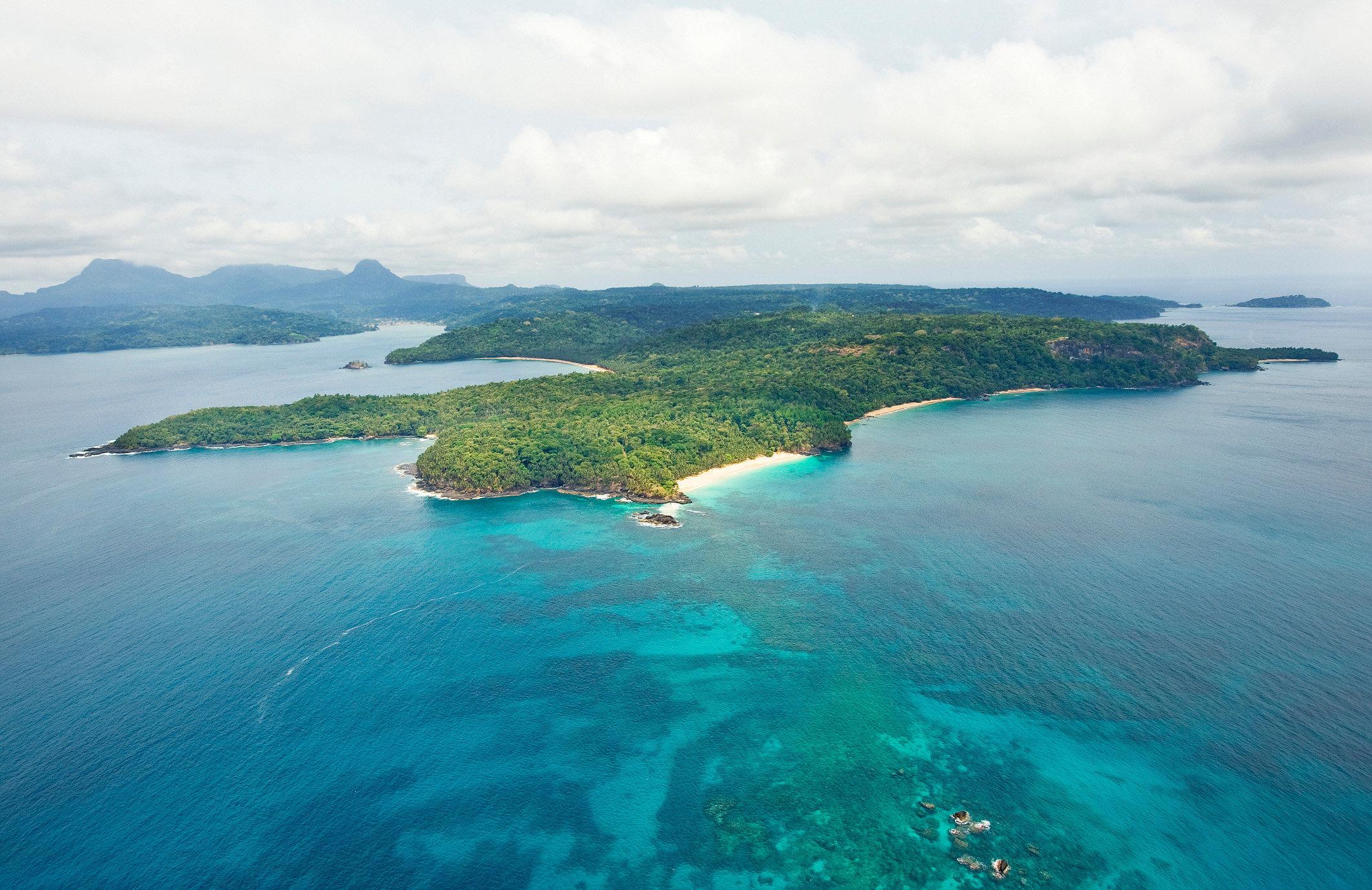 Isle of Principe, Africa.