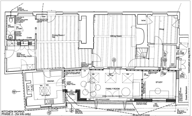 Listed Building, Lt Wilbraham 2019-2021