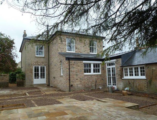 Brookland House, Cottenham 2015-2016