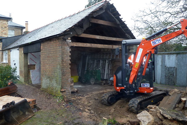 Brookland House Outbuildings. Cottenham 2021