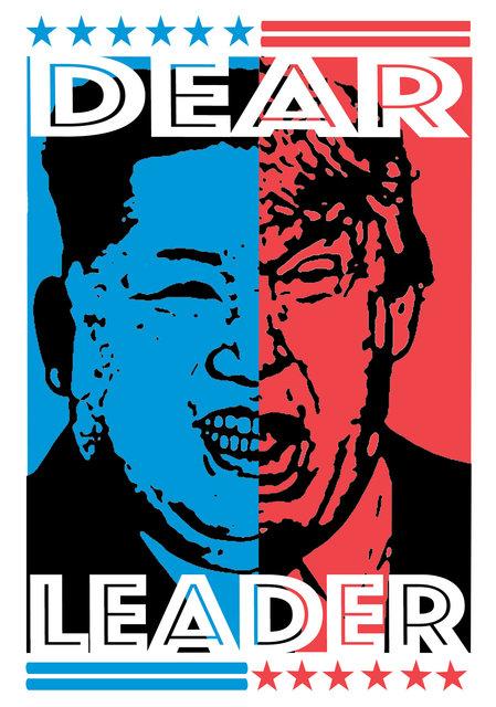 Political Activism Stickers-New Size_KIM JONG-UN.jpg