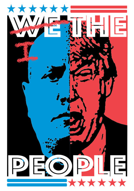 Political Activism Stickers-New Size_Mussolini.jpg