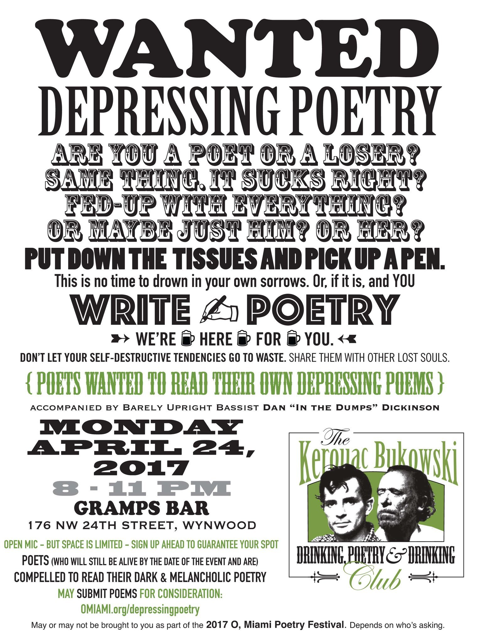 Kerouac Bukowski D P & D Club_H.jpg