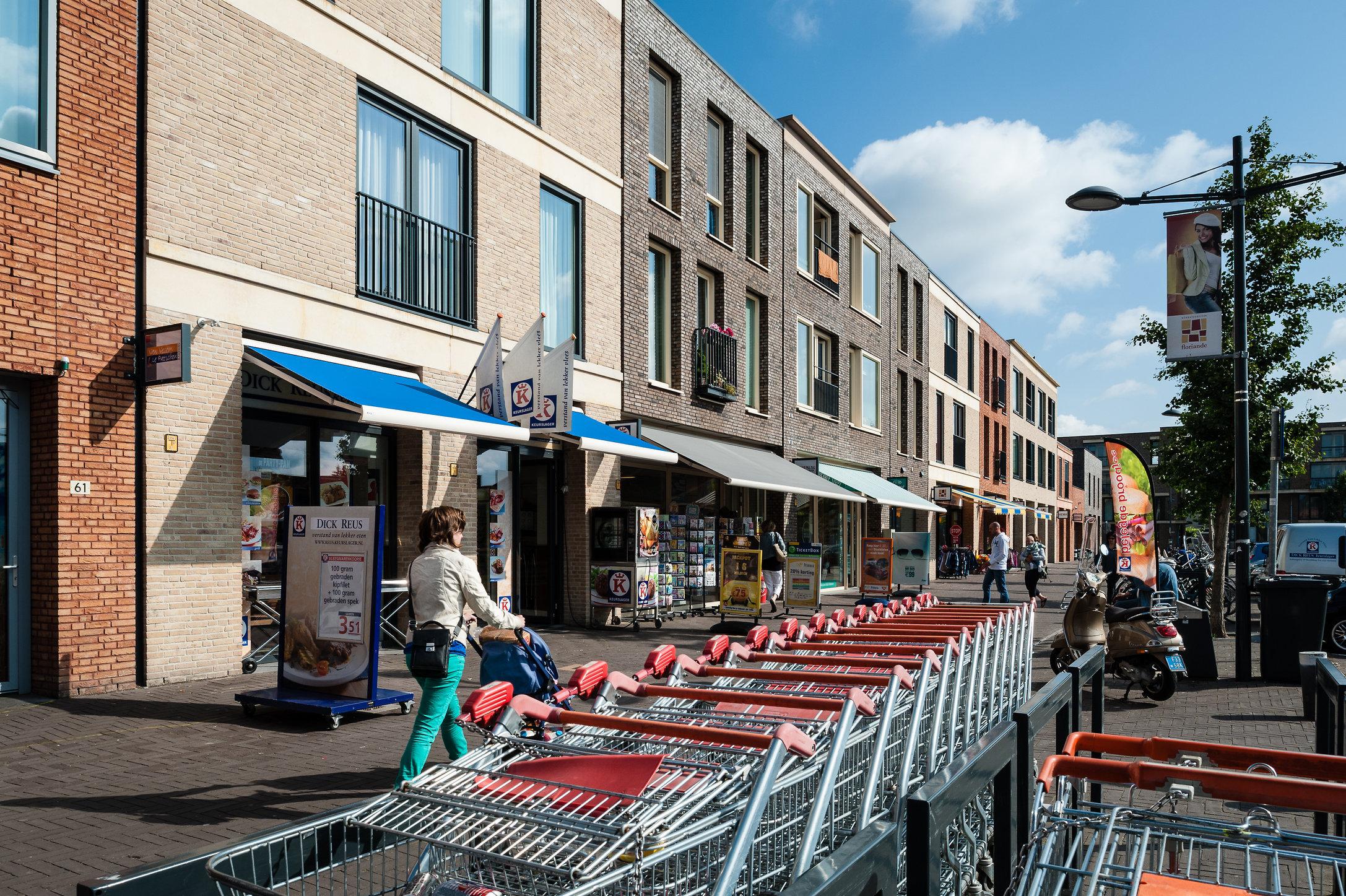 Winkelcentrum Floriande, Hoofddorp