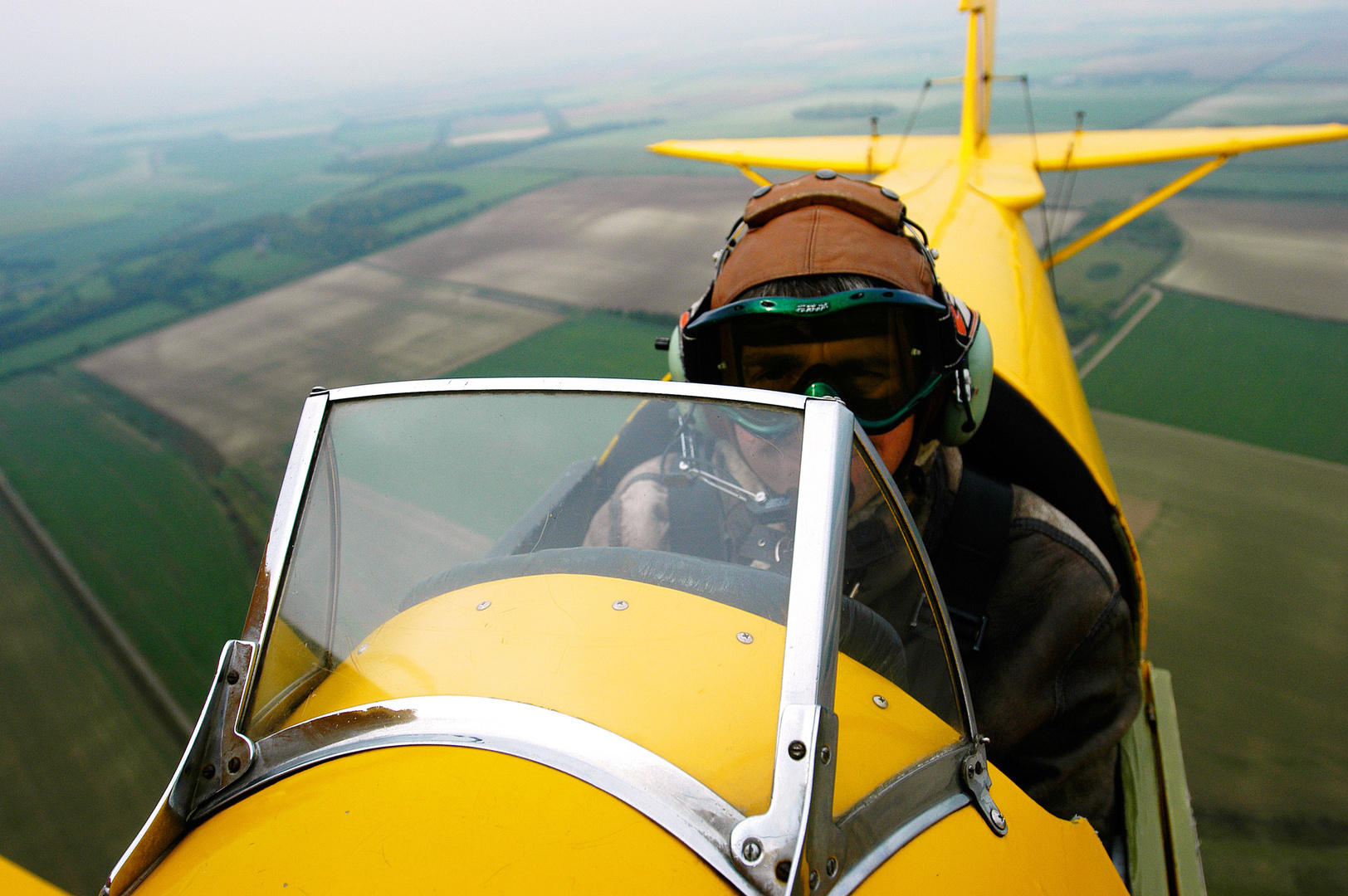 Tiger Moth flight voor Seasons
