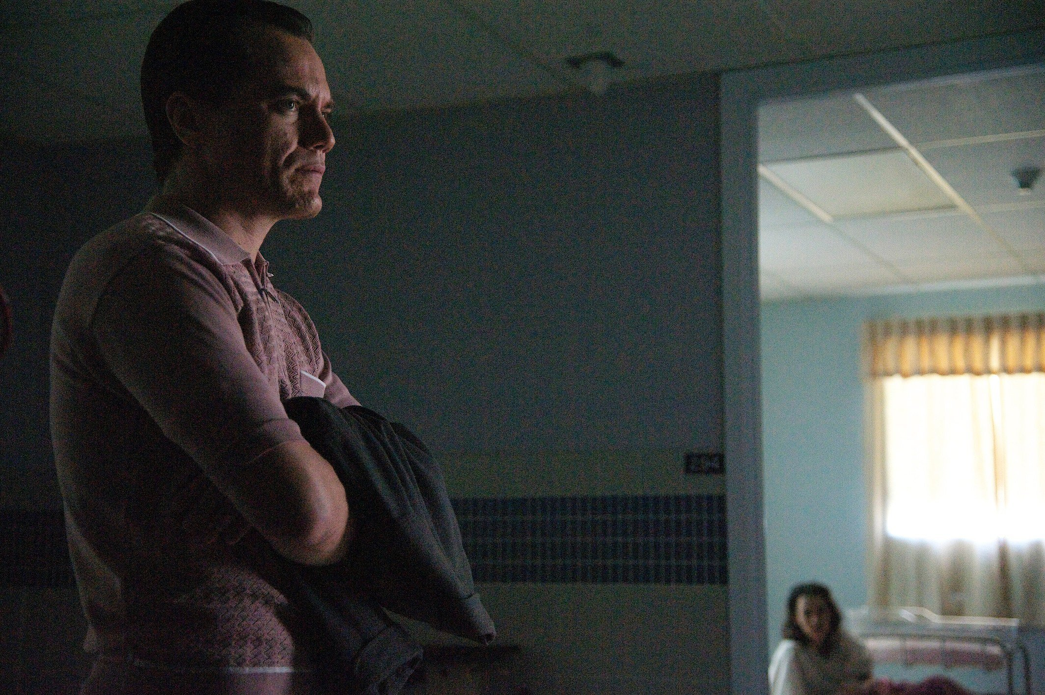 Michael Shannon & Winona Ryder