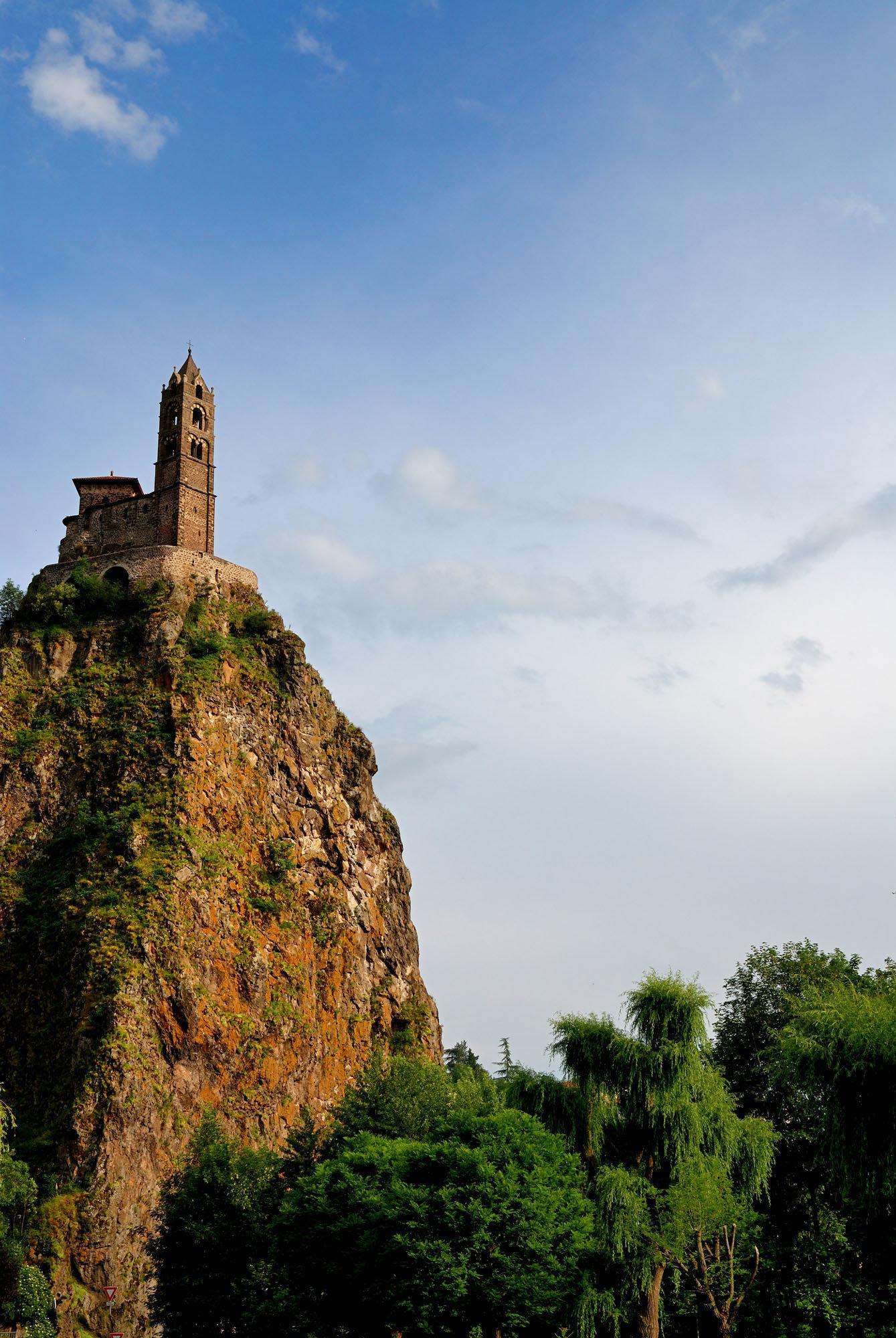 Saint-Michel-d'Aighuile, Le Puy-en-Velay