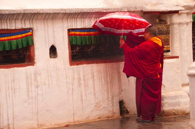 Bodnath Stupa, Nepal