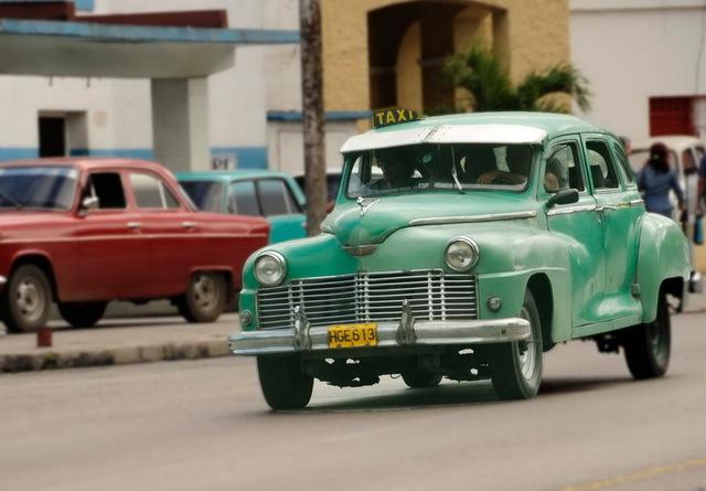 Green Plymouth, Havana