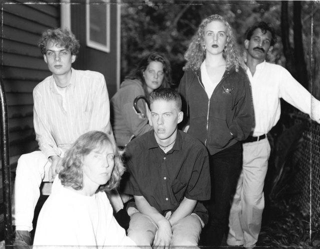 1992.08.08. Family Group, Erik's visit home