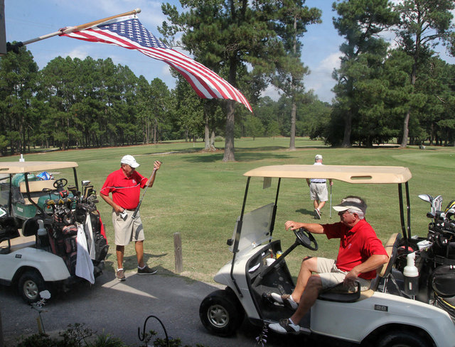 Veterans Golf Tournament - Wilson NC