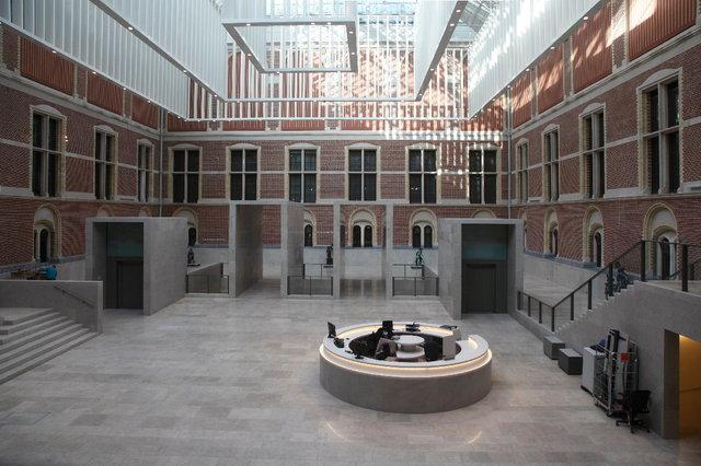amsterdam - het rijksmuseum