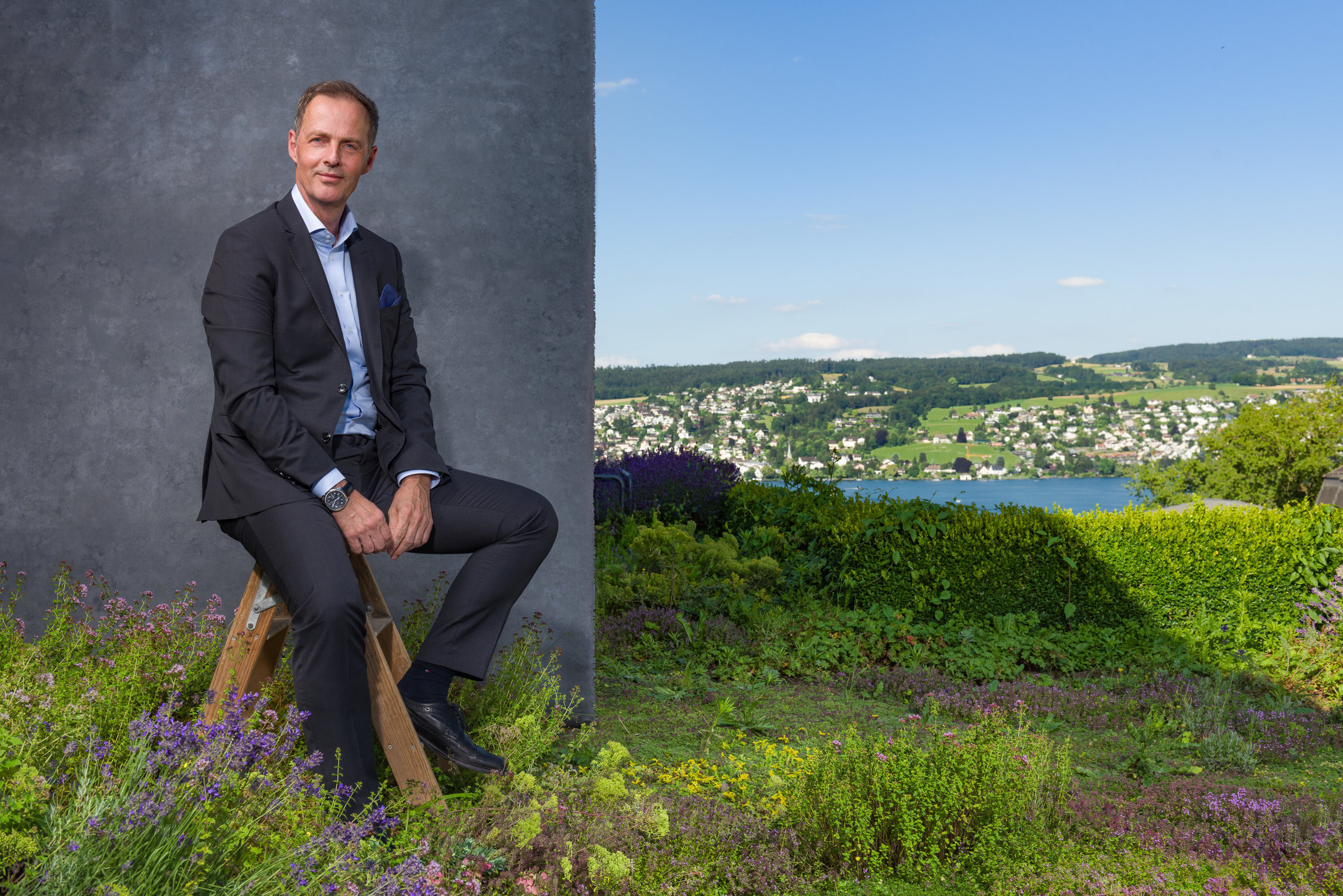 Andreas Fuchs - CEO Bank Thalwil