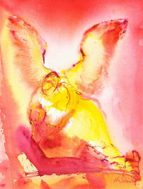 Der Engel des Herrn befreit Petrus