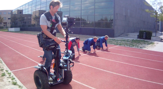 Segway & Steadi for Naumann Film
