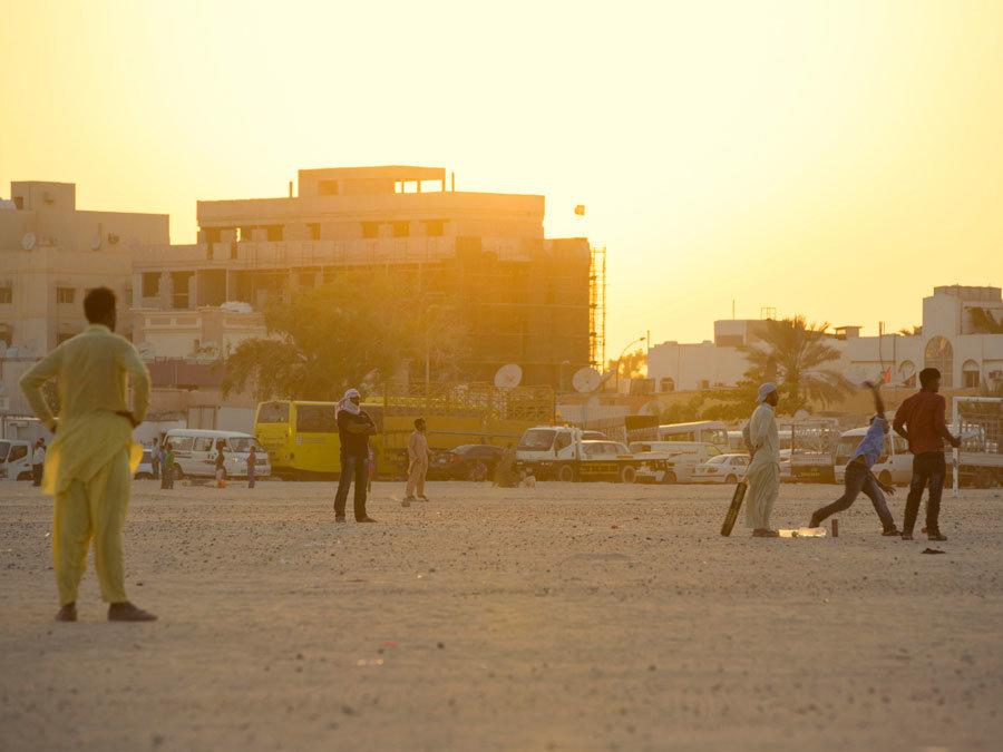 Cricket - Dubai