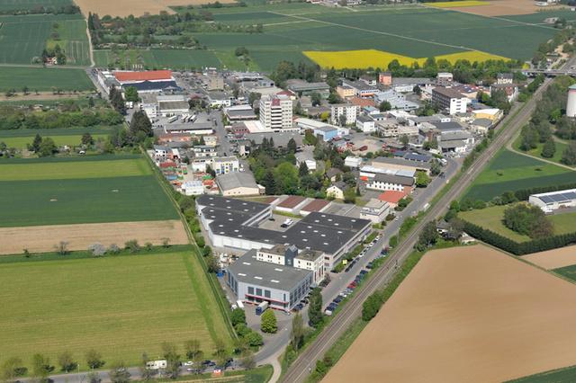 Gewerbegebiet, Steinbach 2012