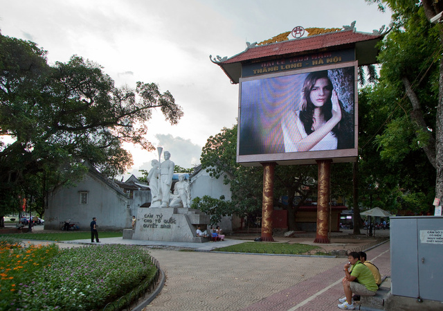 park, Hanoi
