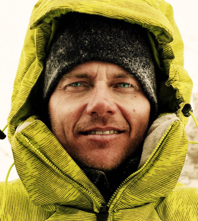 Tomas Kraufahoft Skiier