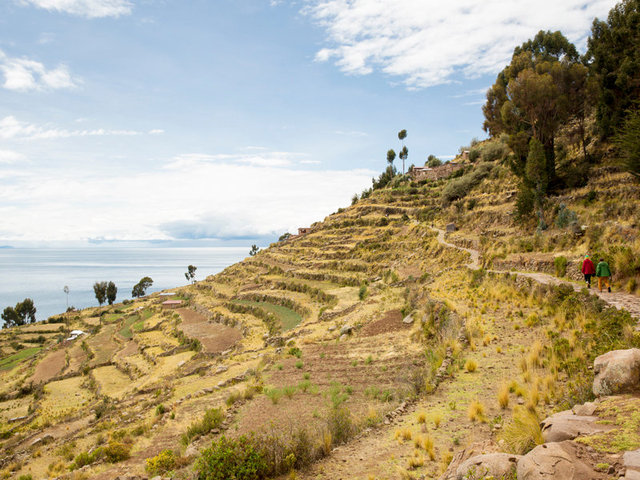 the island of taquile