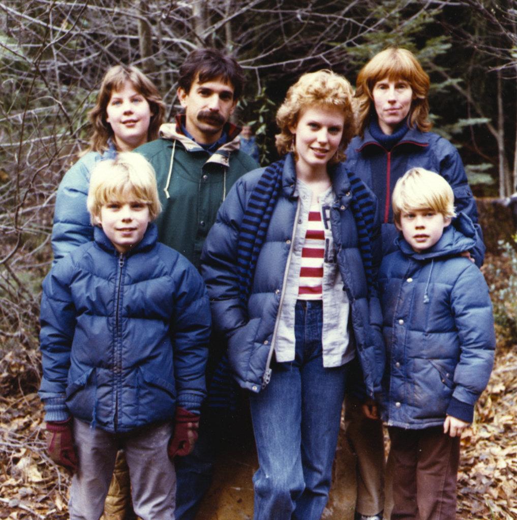 1982.12. Reunion in Chico, CA