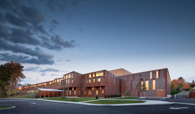 The Field School, Weston, Massachusetts<br>By Jonathan Levi Architects
