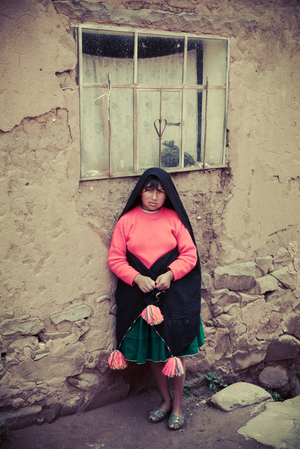 Taquile Woman