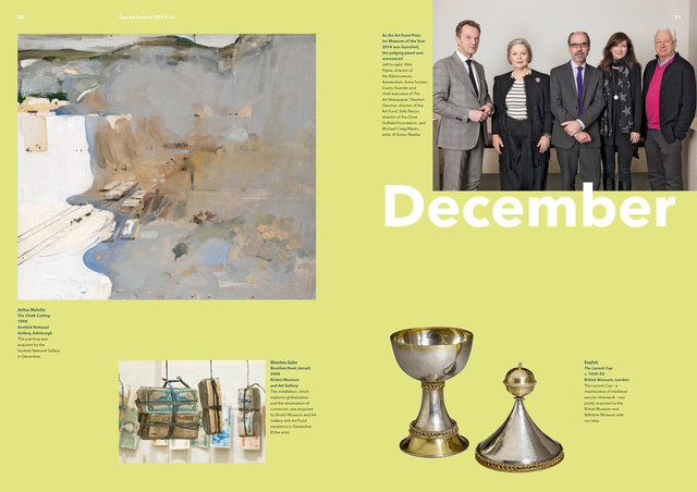 Art Fund Review 2013/14
