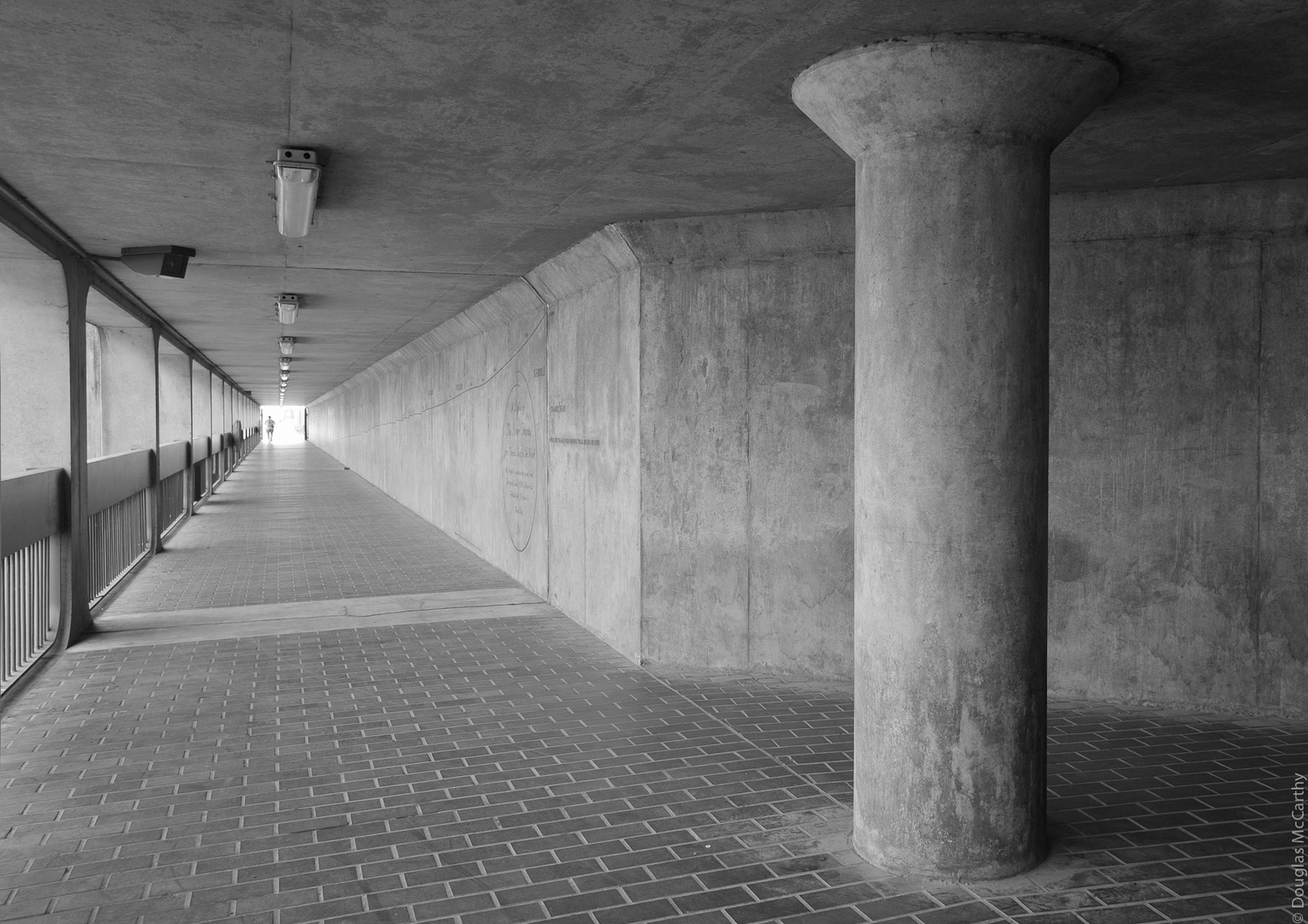 Thames Barrier Underpass II