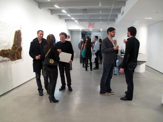 Gen Art Collectors Circle, opening, 2010