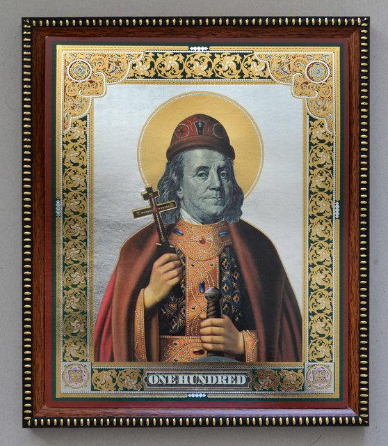 Saint Franklin_(Yurko Dyachyshyn)_27.JPG