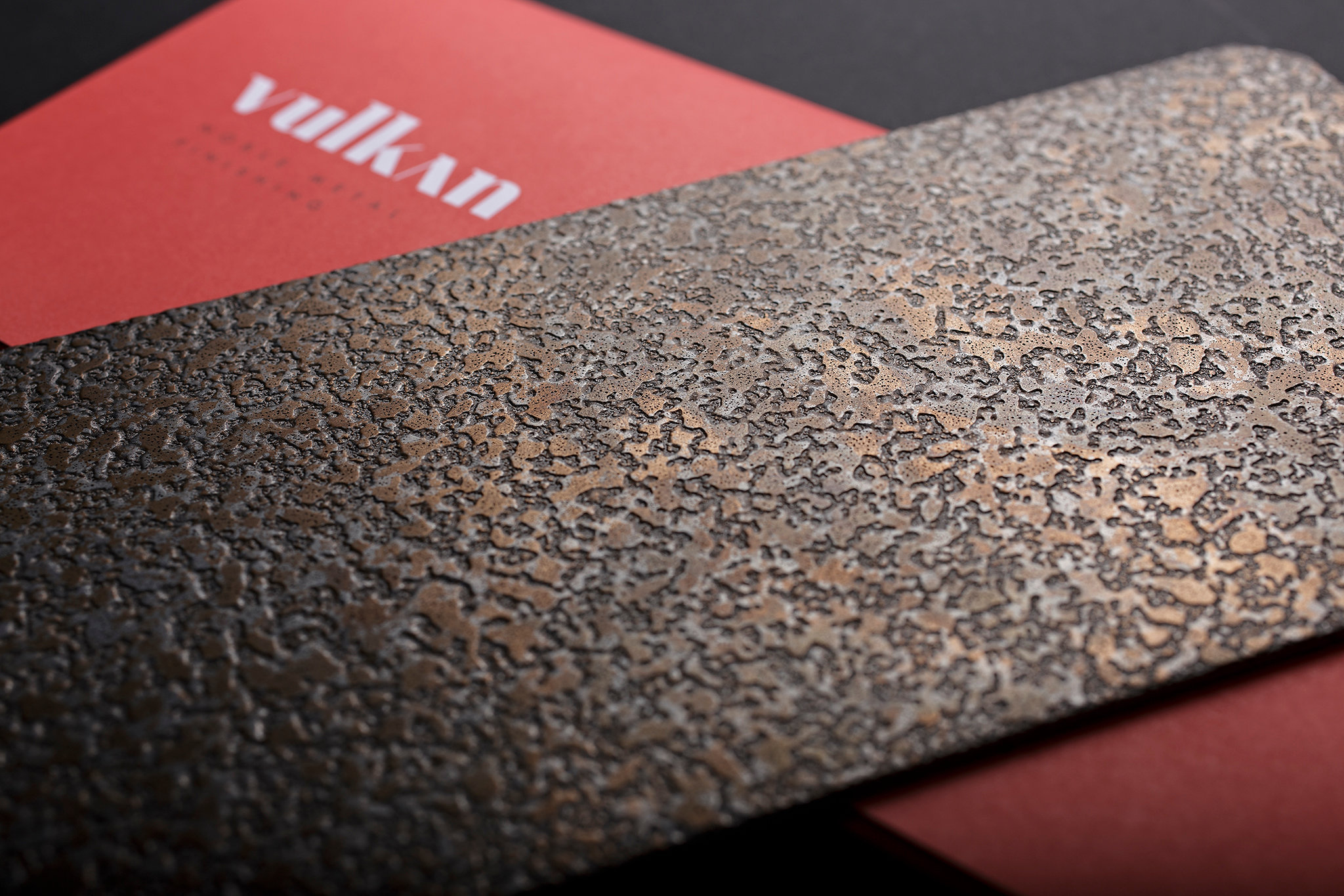 Vulkan Noble Metal Finishing