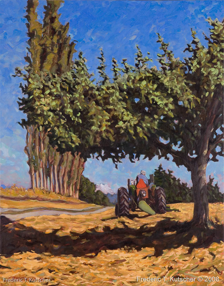 2008-22 Haying in the Orchard (30W  38H oil on linen).jpg