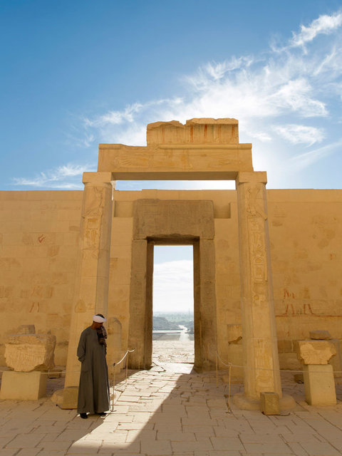 Temple of Hatshepsut - Luxor