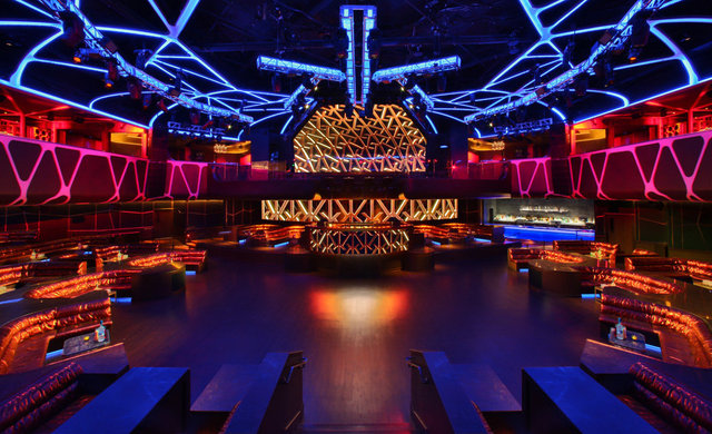HAKKASAN Restaurant and Nightclub opened at MGM in 2013