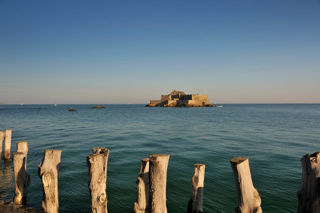 Fort National, Saint-Malo