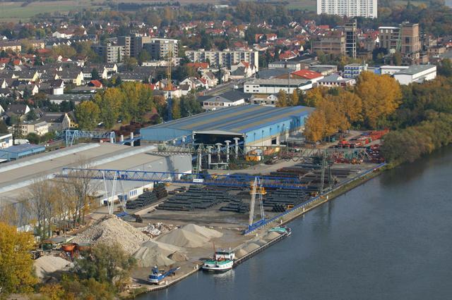 Bockhacker Containerdienst, Hattersheim 2005