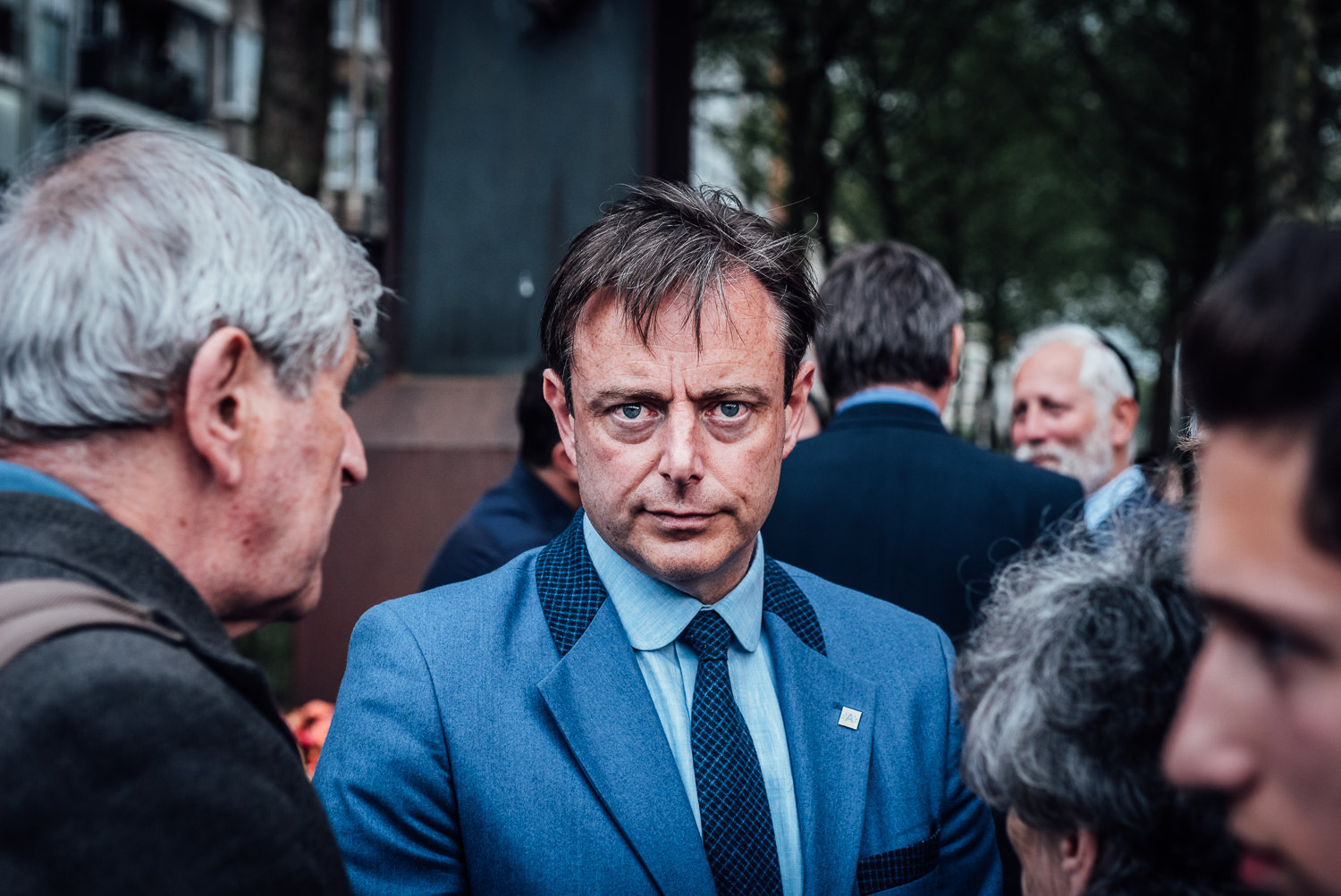 Bart De Wever - Holocaust memorial day