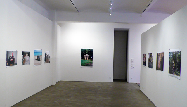 Maxime Ballesteros_Straw House at Galerie Mikael Andersen 2012_11.jpg