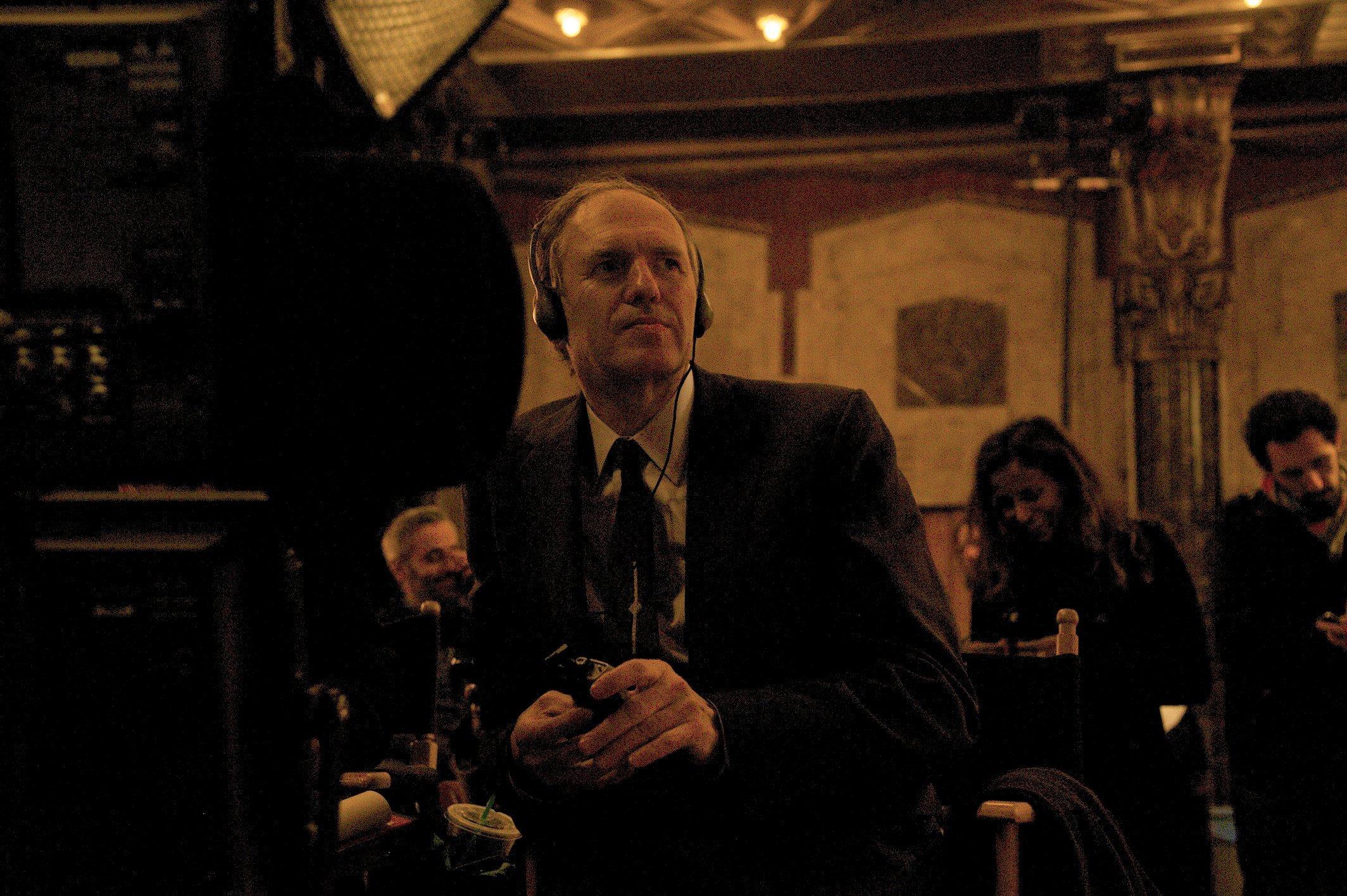 Director ANTON CORBIJN