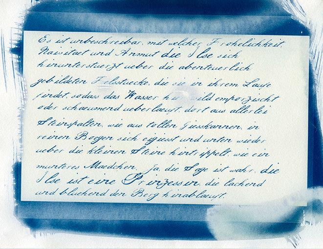 Heinrich Heine, Die Harzreise (Fragment)