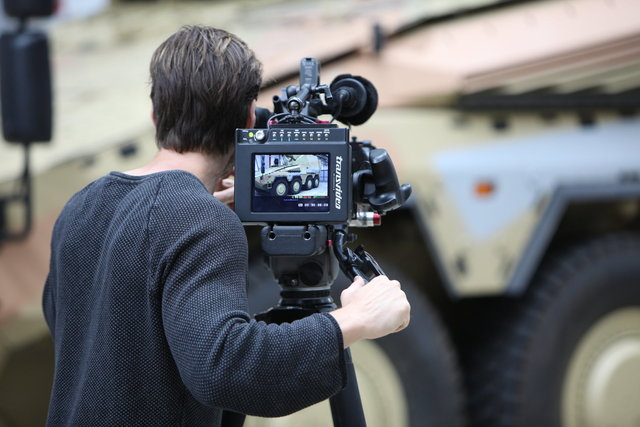 4K Industrial Commercial 2015 new Sony FS7 Rig