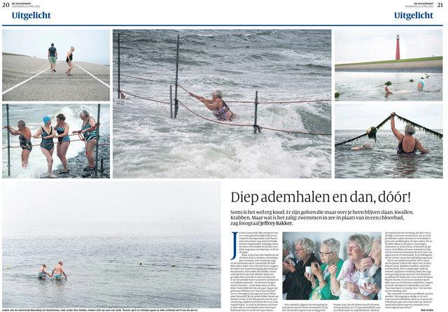 De Volkskrant 22-04-2015