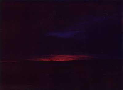 Violet Sunrise 1 by Alison Gracie