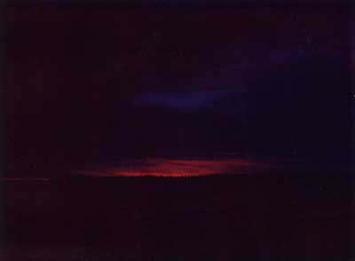 Violet Sunrise 1 by Alison Gracie